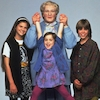 Mrs. Doubtfire, Matthew Lawrence, Robin Williams