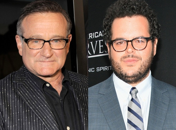 Robin Williams, Josh Gad
