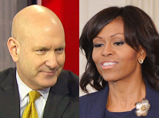 Michelle Obama, Keith Ablow