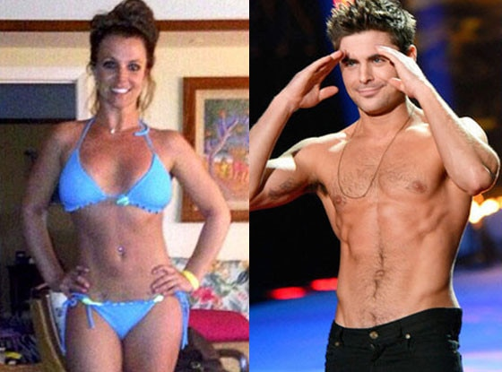 Britney Spears, Zac Efron