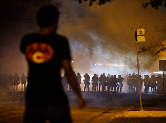 Missouri Unrest, Ferguson