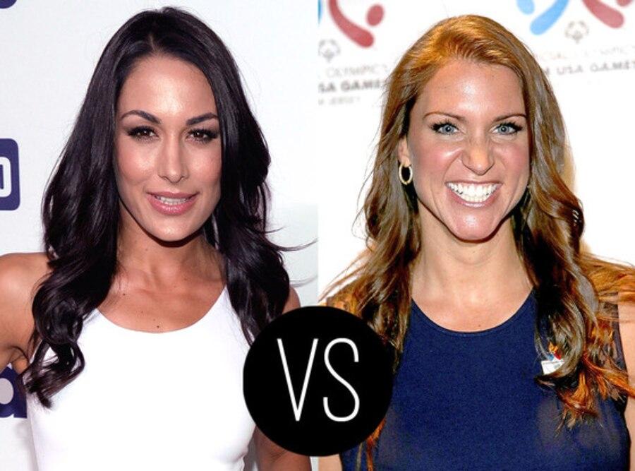Brie Bella vs. Stephanie McMahon