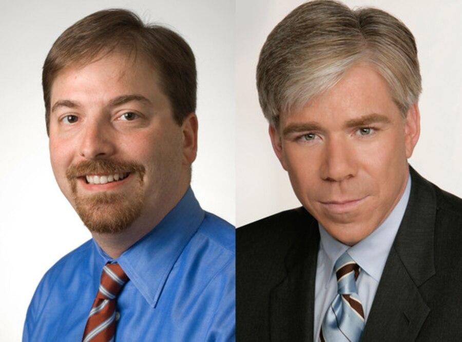 Chuck Todd, David Gregory