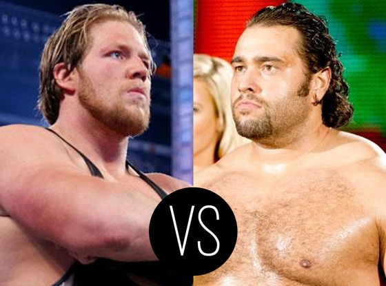 Jack Swagger, Rusev