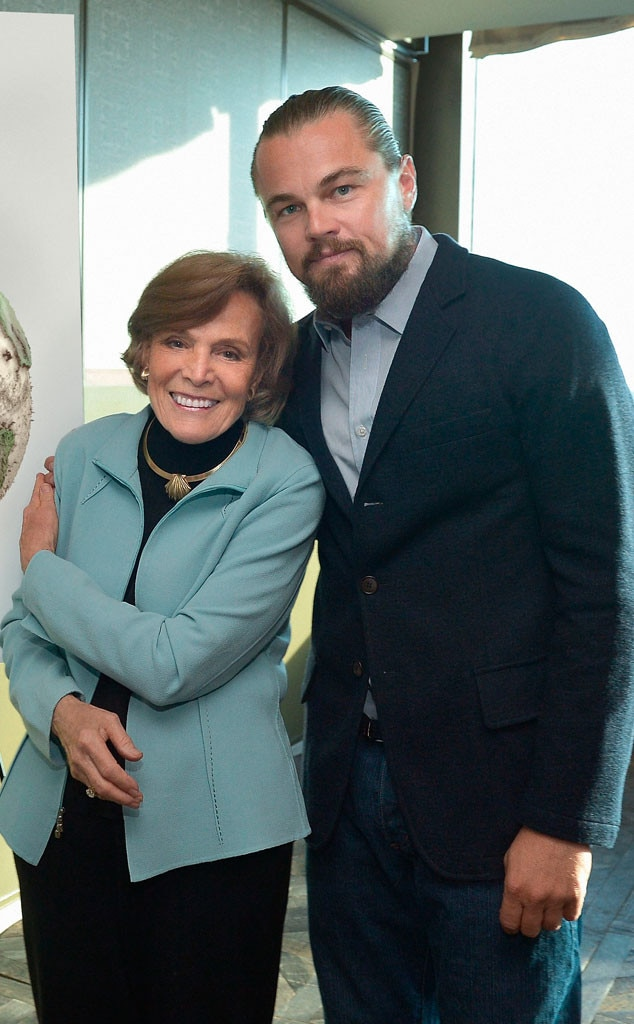 Leonardo DiCaprio, Sylvia Earle