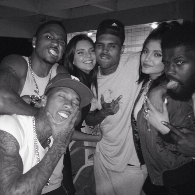Keeping Up With the Kardashian Family