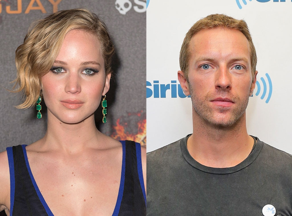 Are Jennifer Lawrence and Chris Martin Back Together