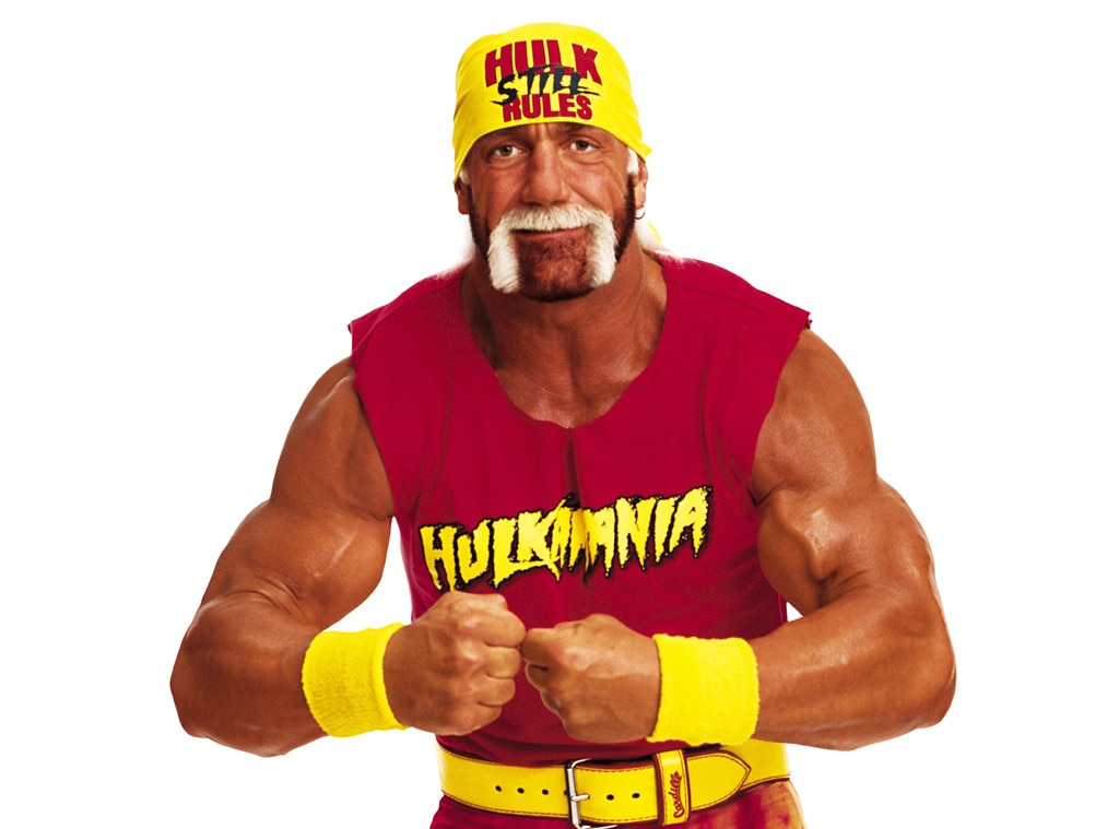 Hulk Hogan, Celebs that started as WWE stars