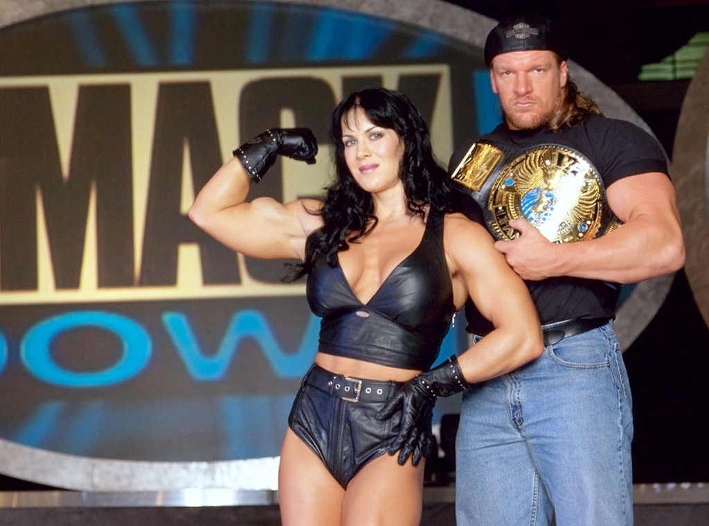 Chyna, Celebs that started as WWE stars