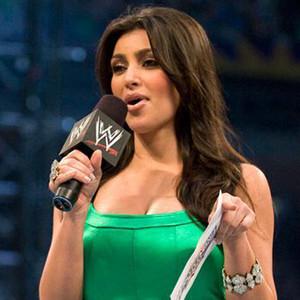 Kim Kardashian, WWE
