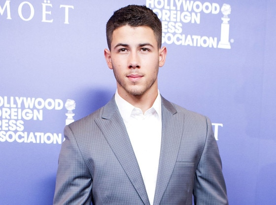 Nick Jonas, HFPA