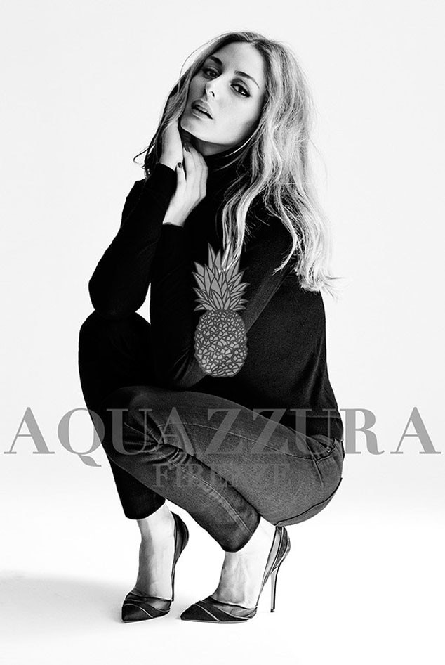 Olivia Palermo, Aquazurra