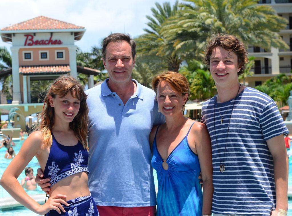 Tim DeKay, Family