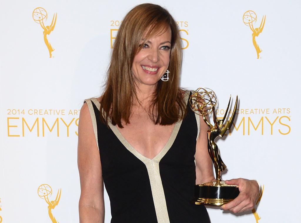 Creative Arts Emmy Awards, Allison Janney