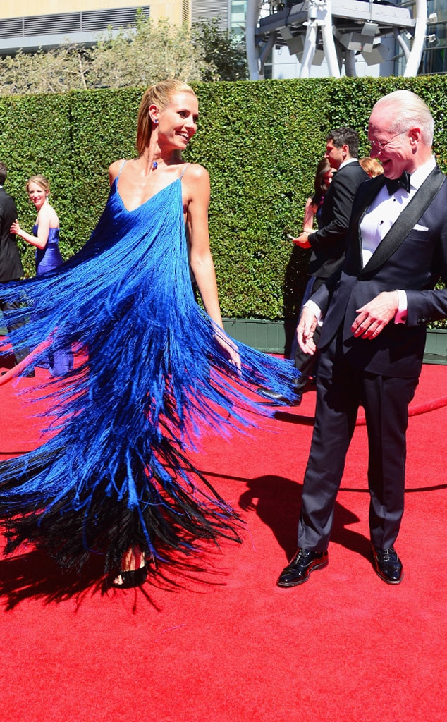 Creative Arts Emmy Awards, Heidi Klum, Tim Gunn