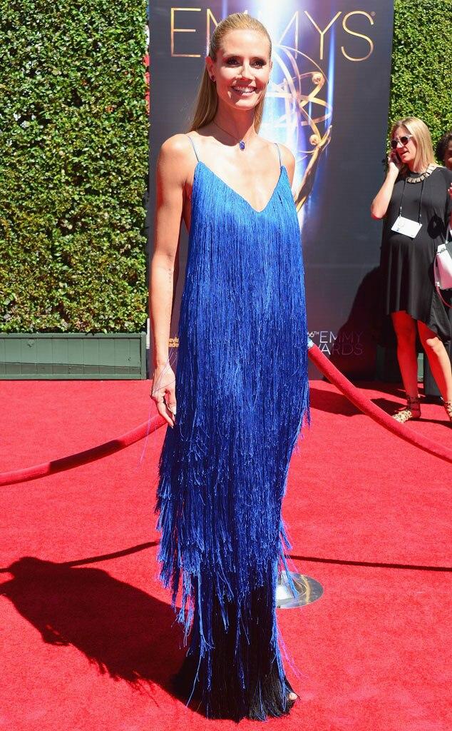 Creative Arts Emmy Awards, Heidi Klum