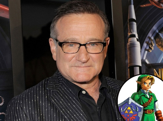 Robin Williams, Link