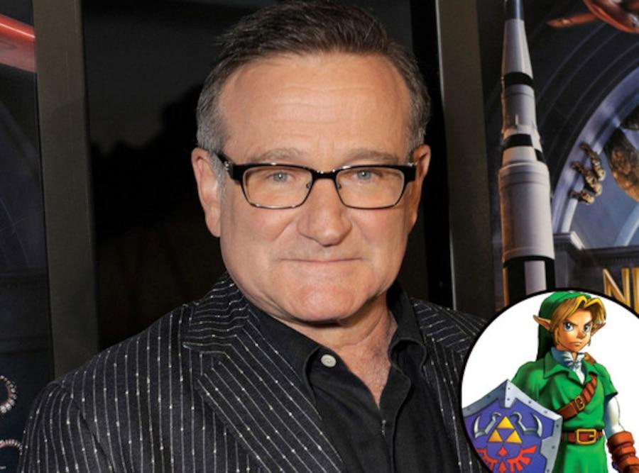 Robin Williams, Link