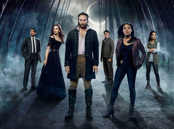 Sleepy Hollow Cast, Season Two