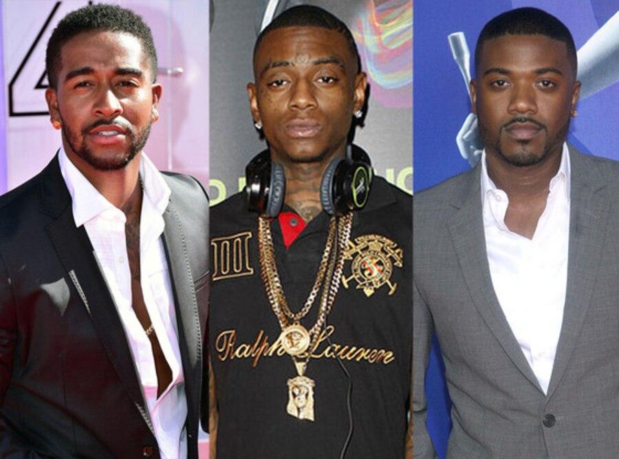 Omarion, Soulja Boy, Ray J