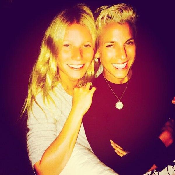 Gwyneth Paltrow, Jessica Seinfeld, Instagram