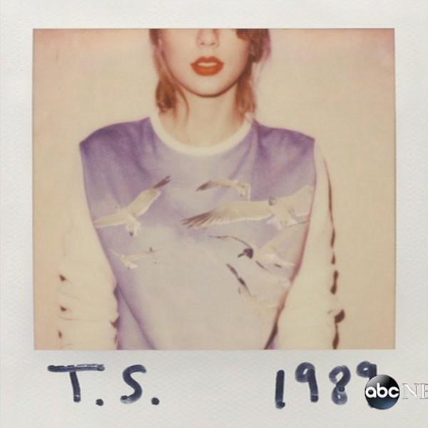 Taylor Swift, 1989 Album Cover