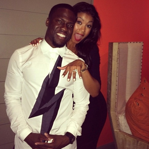 Kevin Hart Teases His Small and Simple Wedding to Eniko Parrish: We're Not Making a Big ...