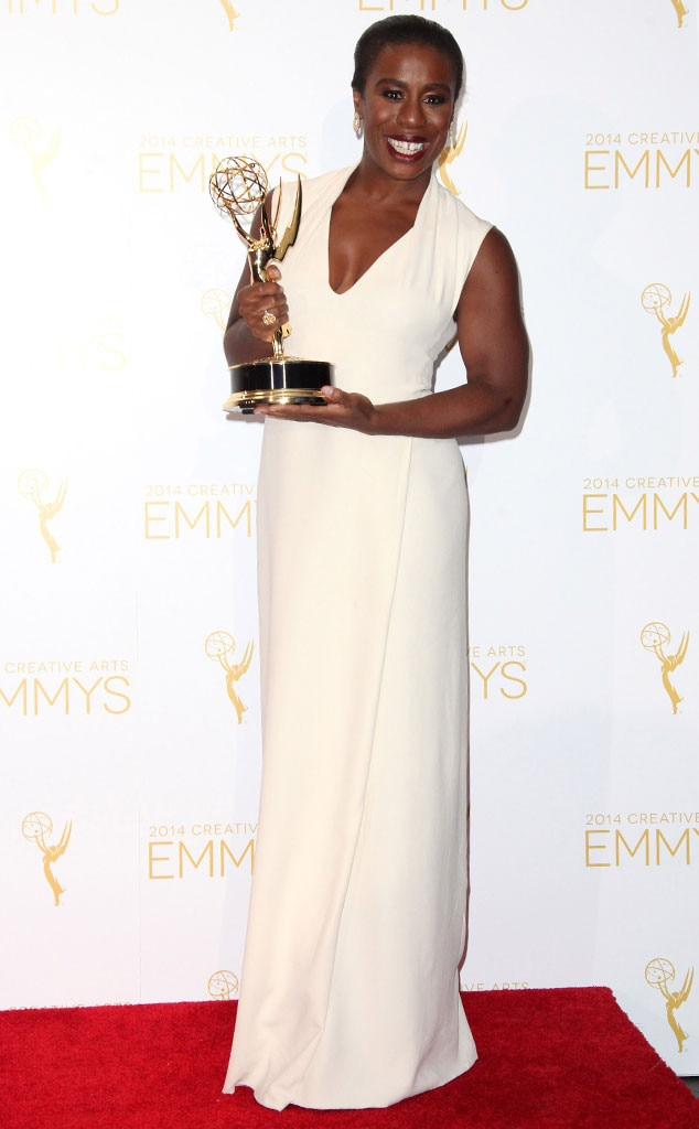 Uzo Aduba, Creative Arts Emmy Awards