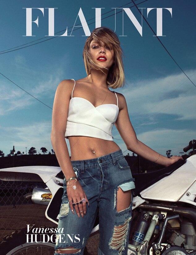 Vanessa Hudgens, Flaunt Magazine