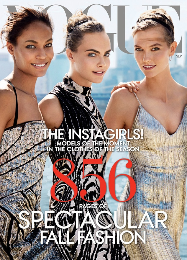 Vogue, September Cover
