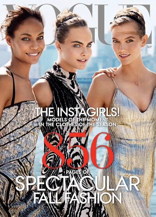 Vogue, September Cover