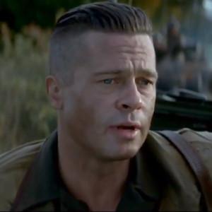 Brad Pitt and Shia LaB...