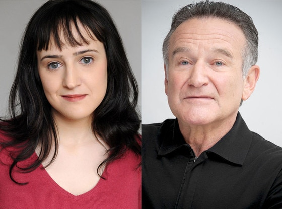 Mara Wilson, Robin Williams