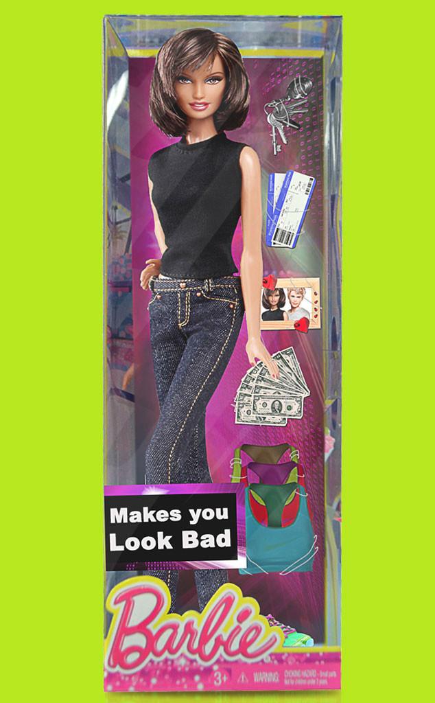 Makes You Look Bad Barbie