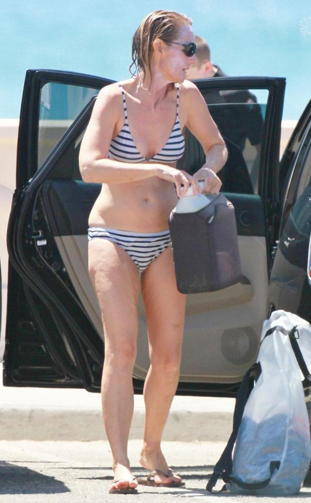 Helen Hunt, Bikini