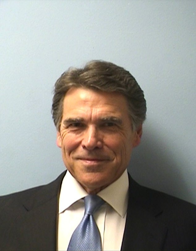 Rick Perry, Mug Shot