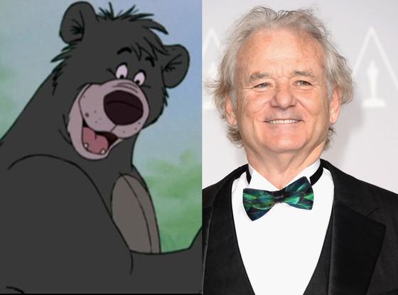 Bill Murray, Baloo