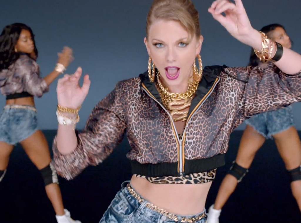 Taylor Swift's Shake It Off Music Video Style Is Freaky ...