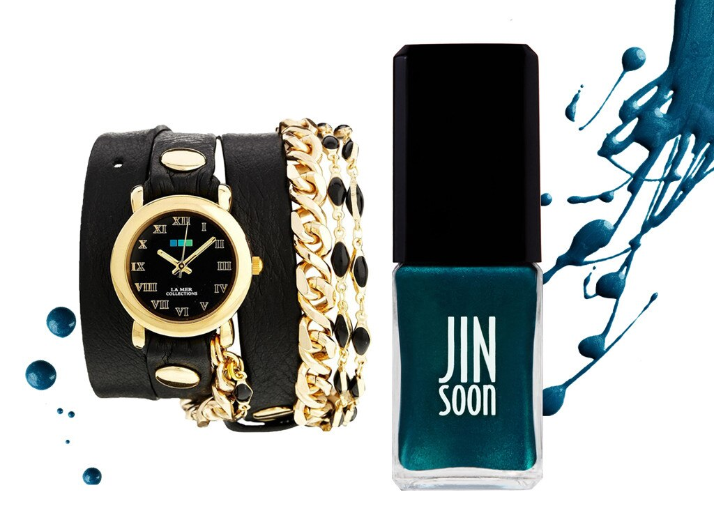 Watches & Nail Polish combos