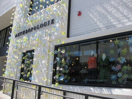 Anthropologie Beverly Hills, Breastfeeding