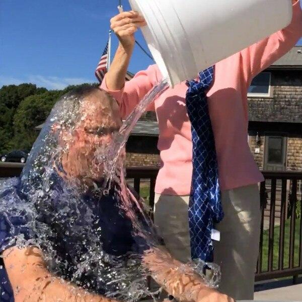 George Bush, Ice Bucket Challenge