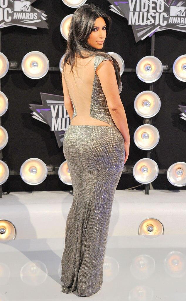 Kim Kardashian, VMA's 2011