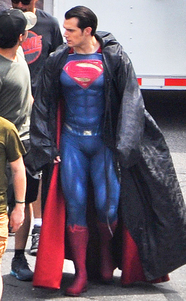 Henry Cavill, Superman