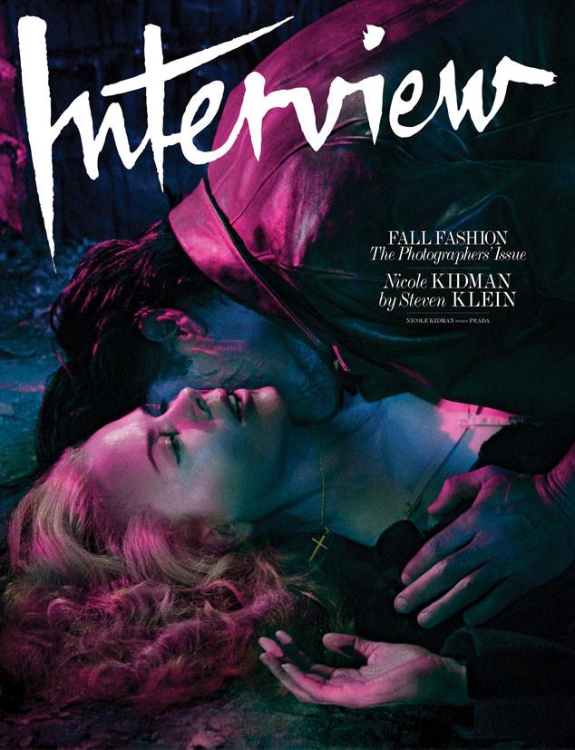 Nicole Kidman, Interview
