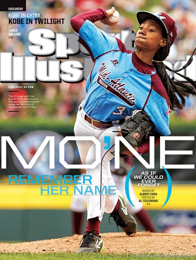 Mo'ne Davis, Sports Illustrated