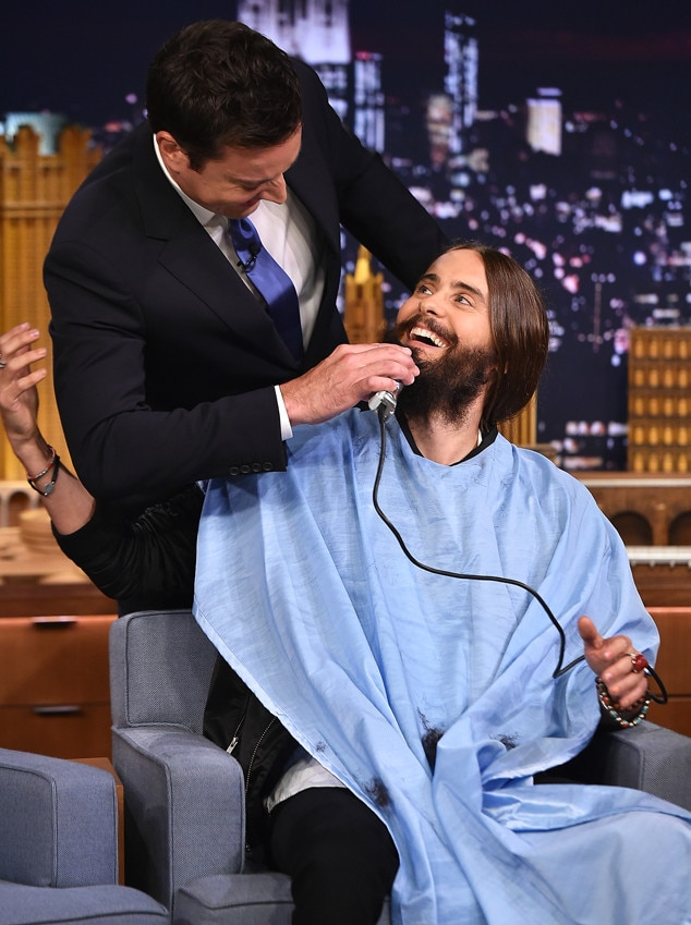 Jared Leto, Jimmy Fallon