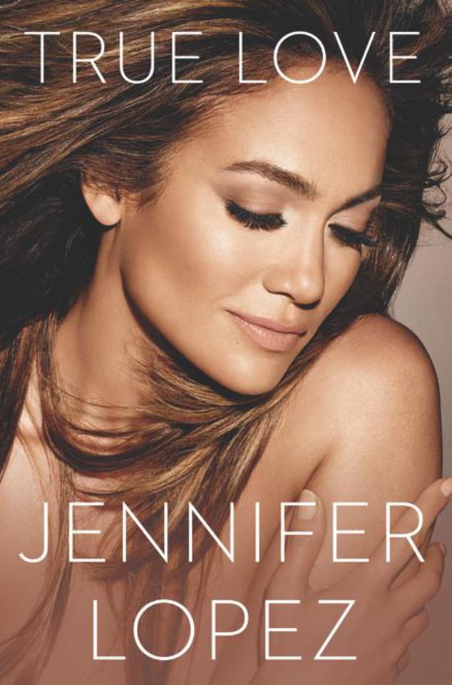 Jennifer Lopez, True Love Book