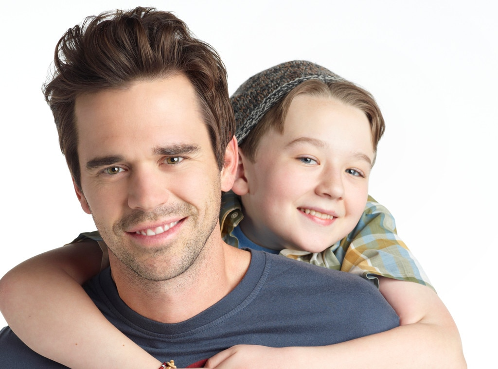 David Walton, Benjamin Stockman, About A Boy