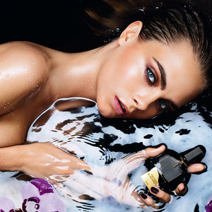 Cara Delevingne, Tom Ford Black Orchid