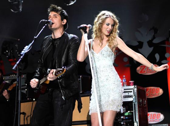 John Mayer, Taylor Swift